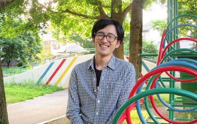 「#不登校は不幸じゃない」の発起人、小幡和輝さん