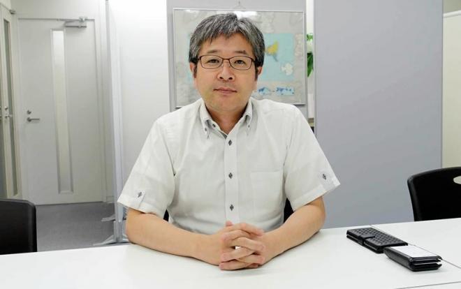 青山社中の朝比奈一郎さん=東京都港区