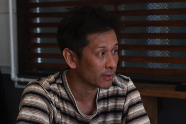 hasunohaのプロデューサー、堀下剛司さん