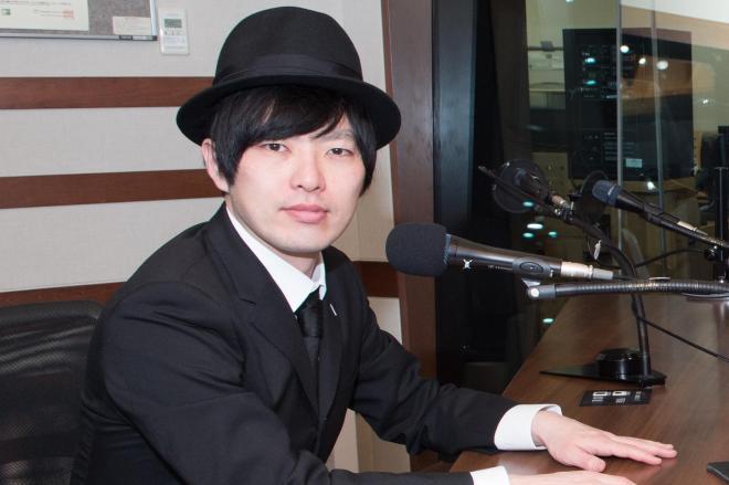 TOKYO FM「SCHOOL OF LOCK!」にとーやま校長として出演中の遠山大輔さん