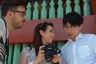 外国人観光客のカメラの中にあったのは……