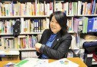 中京大の來田享子教授