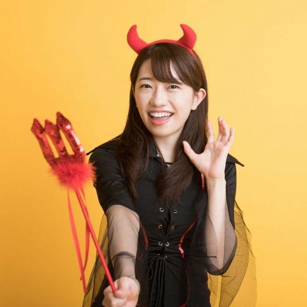 悪魔のおにぎりって一体……? 写真はかわいい悪魔のイメージです