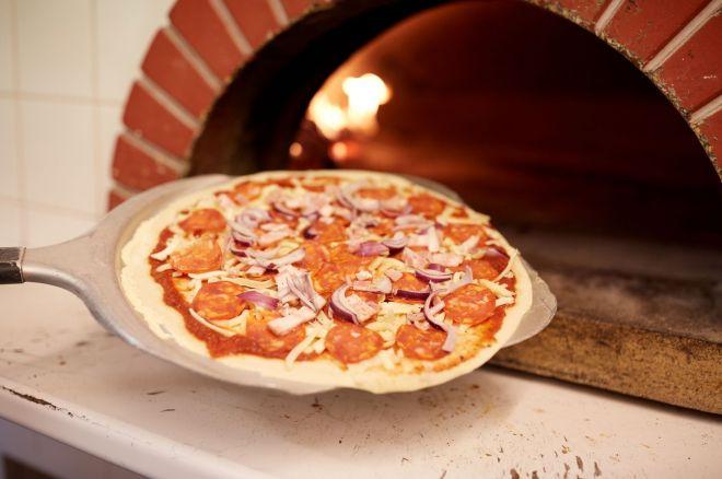 ピザ窯のイメージ写真