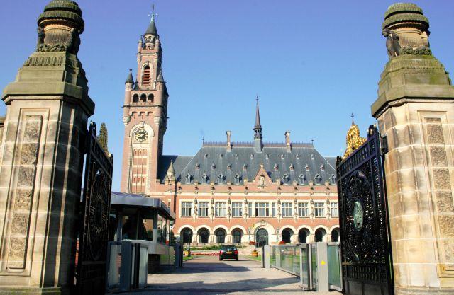 国際司法裁判所=オランダ・ハーグ