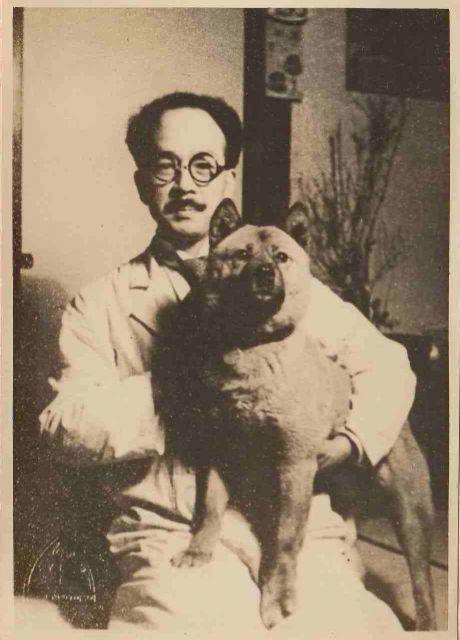 中村鶴吉氏