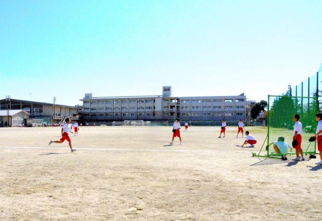千綿さんの母校、佐賀県立佐賀西高校