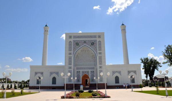 ミノル・モスク(カザフスタン)