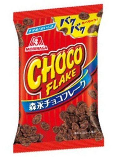 終売が発表された森永製菓のチョコフレーク