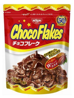 日清シスコのチョコフレーク(現在のパッケージ)