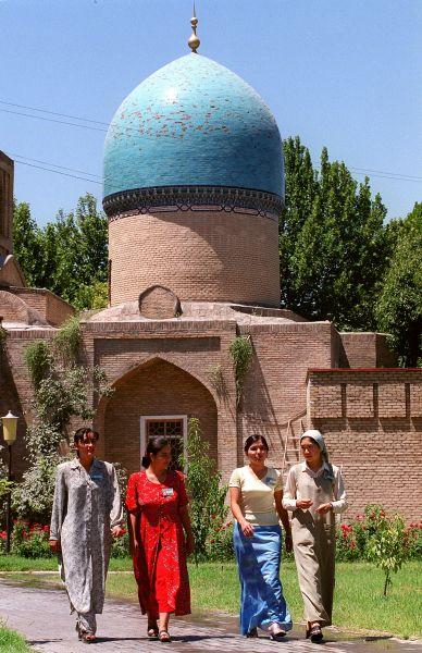 カザフスタンの様子