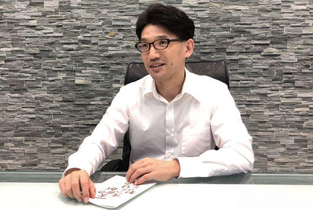 一太郎開発メンバーの佐々木孝治さん