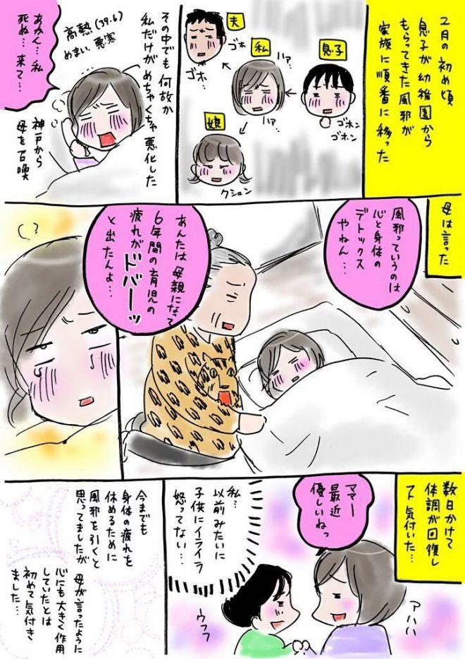 加藤マユミさんが描いた漫画