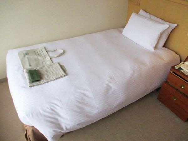 デュベスタイルのベッド
