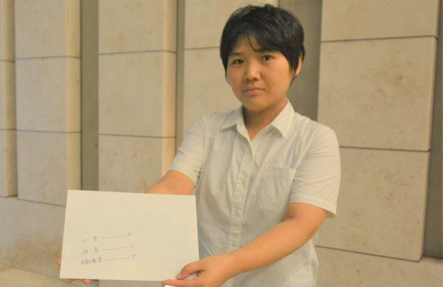 今井ミカ 1988年群馬県生まれ。IT企業に勤めながら、ろう者を題材にした映画を撮り続けている。和光大学表現学部で映像制作を学び、香港にも留学。日本手話で映画制作をする団体「JSLTime」を2016年に立ち上げた