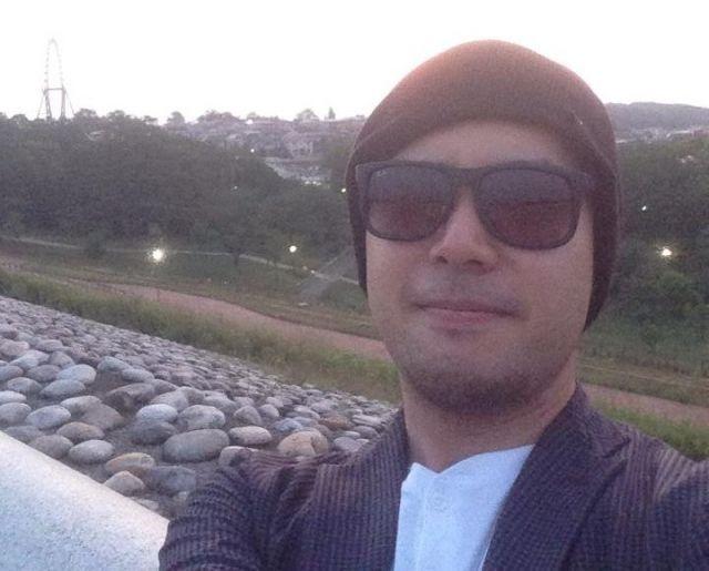 盛んに夜遊びしていた2016年夏ごろの上野さん=本人のフェイスブックより