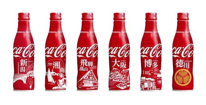10月に発売になった地域デザイン(左から5つ)と、徳川デザイン(右端)