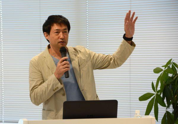 杉浦環境プロジェクト代表の杉浦正吾さん