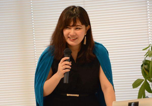 H2L,Inc.創業者で早稲田大学准教授の玉城絵美さん