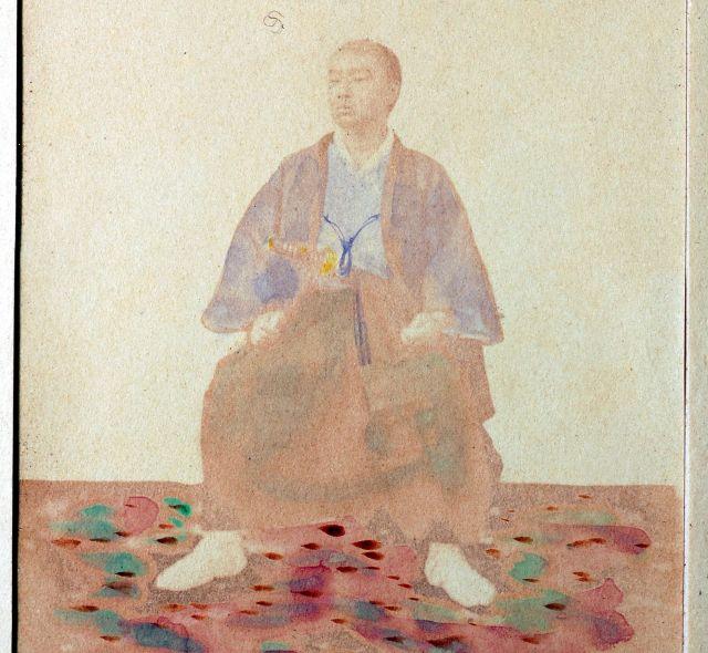 島津久光のあだ名は「芋」「大芋老公」など=福井市立郷土歴史博物館所蔵