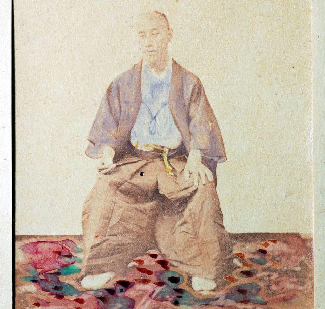 伊達宗城のあだ名は「弄鏃(ろうぞく)長面公」、伊予守から「いよ」など=福井市立郷土歴史博物館所蔵
