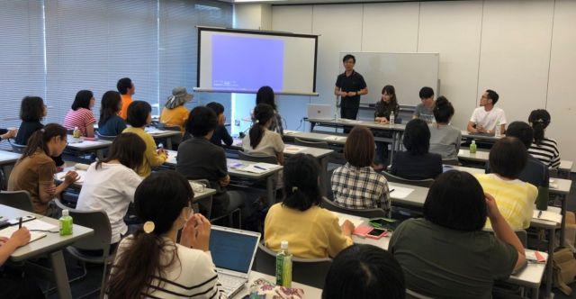 6月にさいたま市で開かれた発達障害に関するトークイベント