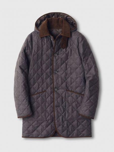 今年オススメのキルティングジャケット