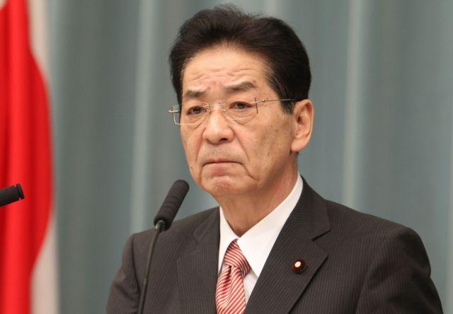 官房長官として、衝突事件の対応をしていた頃の仙谷氏=2010年9月