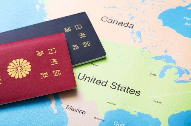 カナダの入管で日本のパスポートを出した時「事務的に扱われて拍子抜けしました」