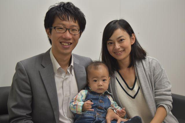 松本さん家族