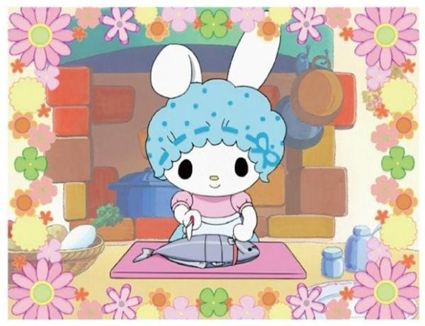テレビアニメ「おねがいマイメロディ」で登場したマイメロママ