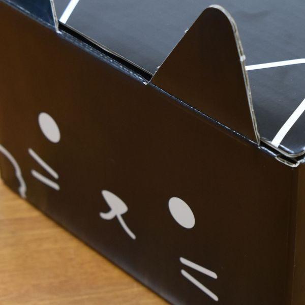 これが話題の「くろねこBOX」。関西の一部店舗でテスト販売されています