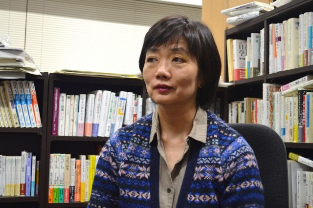 本田由紀教授