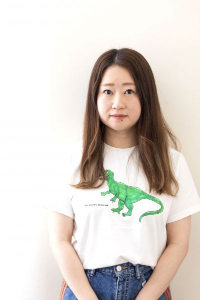 mini編集長の見澤夢美さん