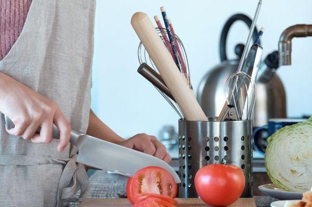 アレルギーの原因物質を含む食物を食べないよう、3食とも手作りが基本に(写真はイメージ=PIXTA)