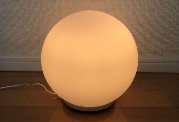 「ライトをつけて」と指示すれば、明かりがつく