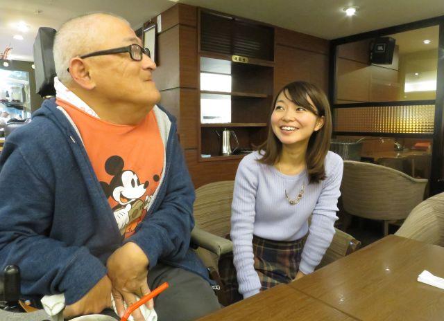 村上昌憲さんとyu-kaさん