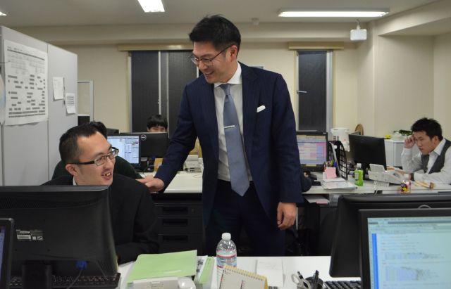 前田さん(左)と今井さん