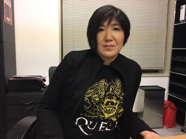 「20世紀フォックス映画」マーケティング本部長の星野有香さん