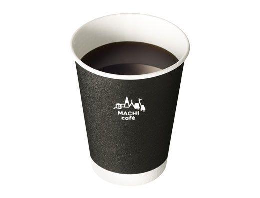 コーヒーSサイズは税込み100円です