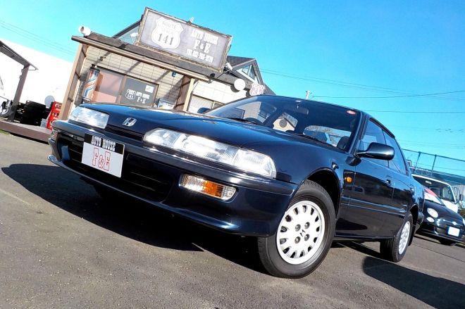 2代目ホンダ・インテグラ。中古車市場に出回る台数も減ってきた