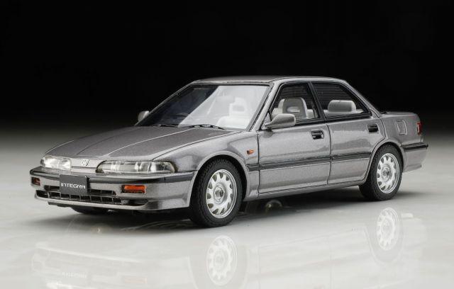 原型作りからこだわった、2代目インテグラのレジン製ミニカー=ホビージャパン提供