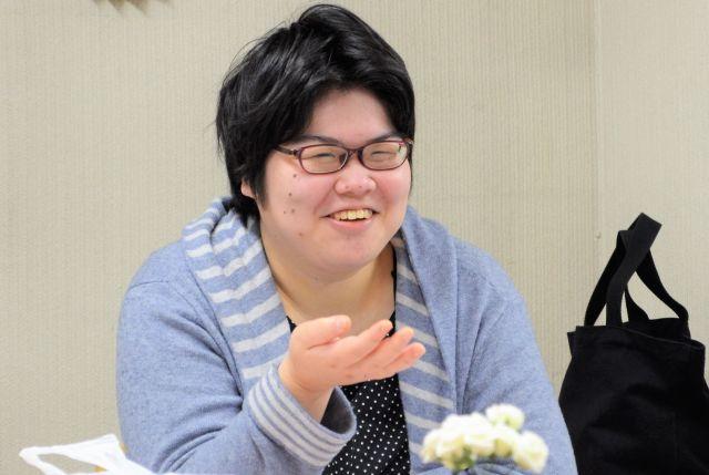 加藤郁美さん