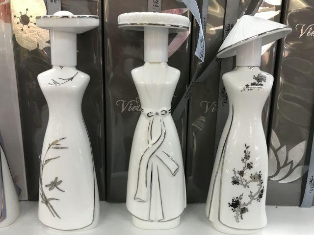 これ、香水の瓶なんです