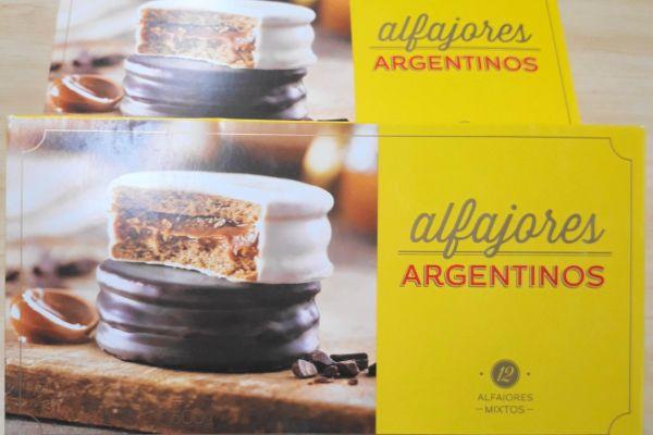 こちらのお菓子。一見、どこにでもありそうですが……正解はアルゼンチンでした