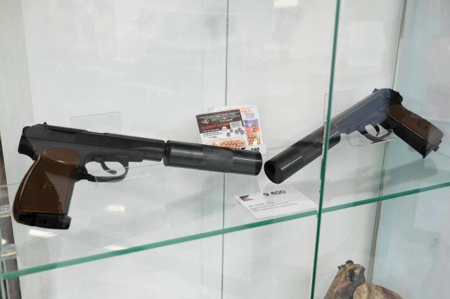 リアルすぎるおみやげの空気銃