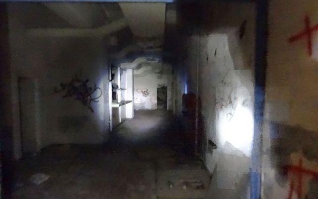 「岩手心霊巡礼紀行」と題した回の撮影で訪れた岩手県の廃墟。「神回」と称されるほど怖い映像が撮れたという