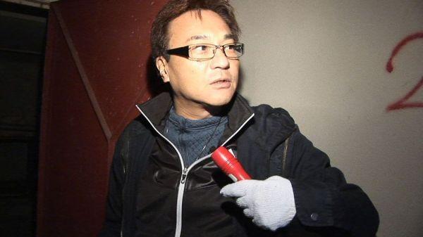 岩手県の廃墟を訪れた北野誠さん