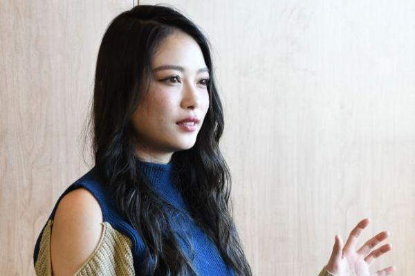 野球少女だった中学時代と、読者モデルの今の「ビフォアフ」が話題になった竹本萌瑛子さん