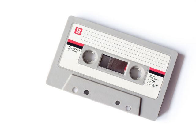 アナログすぎて愛着を抱かせるカセットテープ